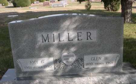 MILLER, GLEN H. - Dawes County, Nebraska | GLEN H. MILLER - Nebraska Gravestone Photos