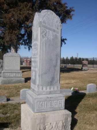 MILLER, CARL FREDERICK - Dawes County, Nebraska   CARL FREDERICK MILLER - Nebraska Gravestone Photos