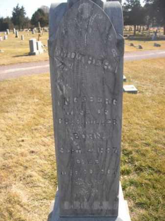MILLER, INGEBERG - Dawes County, Nebraska   INGEBERG MILLER - Nebraska Gravestone Photos