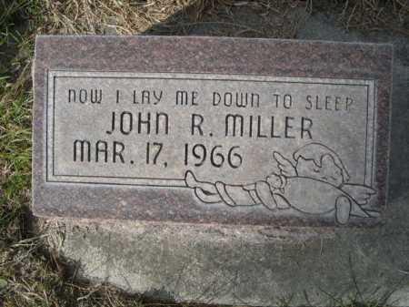 MILLER, JOHN R. - Dawes County, Nebraska   JOHN R. MILLER - Nebraska Gravestone Photos