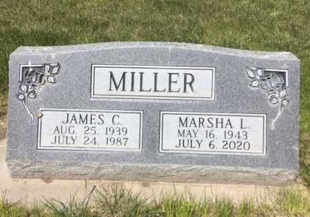 MILLER, MARSHA L. - Dawes County, Nebraska | MARSHA L. MILLER - Nebraska Gravestone Photos