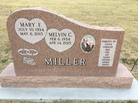 MILLER, MELVIN C - Dawes County, Nebraska | MELVIN C MILLER - Nebraska Gravestone Photos