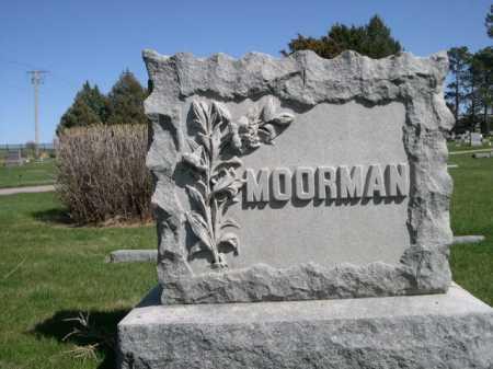 MOORMAN, FAMILY - Dawes County, Nebraska | FAMILY MOORMAN - Nebraska Gravestone Photos