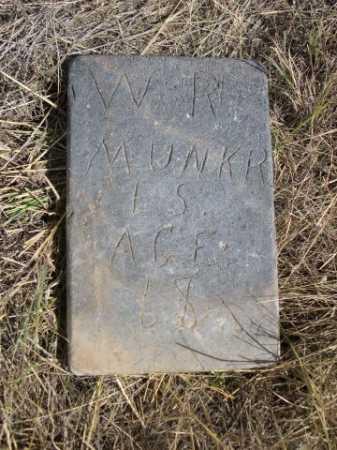 MUNKRES, W. RILEY - Dawes County, Nebraska | W. RILEY MUNKRES - Nebraska Gravestone Photos