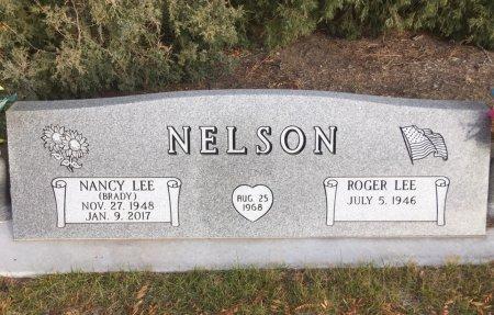 BRADY NELSON, NANCY LEE - Dawes County, Nebraska   NANCY LEE BRADY NELSON - Nebraska Gravestone Photos
