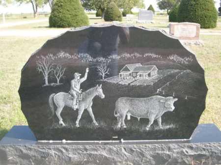 NORMAN, BEN & DIANE L. - Dawes County, Nebraska | BEN & DIANE L. NORMAN - Nebraska Gravestone Photos