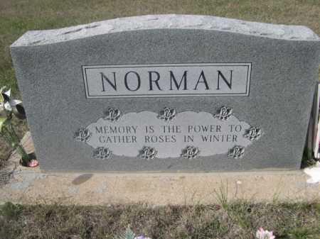 NORMAN, DORTHY & EARL - Dawes County, Nebraska | DORTHY & EARL NORMAN - Nebraska Gravestone Photos
