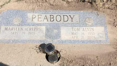 PEABODY, TOM - Dawes County, Nebraska | TOM PEABODY - Nebraska Gravestone Photos