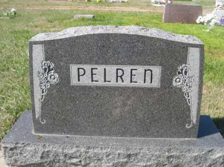 PELREN, FAMILY - Dawes County, Nebraska | FAMILY PELREN - Nebraska Gravestone Photos