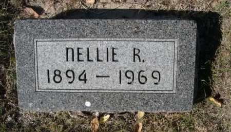 PELREN, NELLIE R. - Dawes County, Nebraska   NELLIE R. PELREN - Nebraska Gravestone Photos