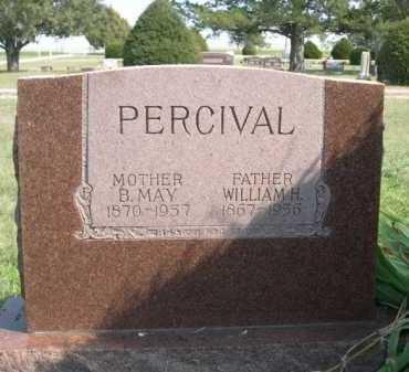 PERCIVAL, B. MAY - Dawes County, Nebraska | B. MAY PERCIVAL - Nebraska Gravestone Photos
