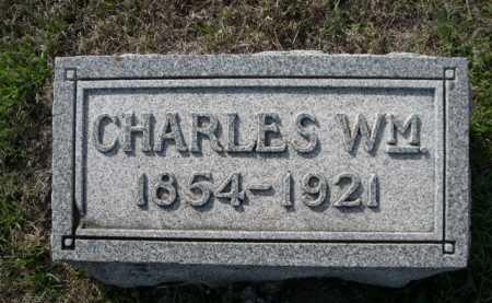 PERCY, CHARLES WM. - Dawes County, Nebraska | CHARLES WM. PERCY - Nebraska Gravestone Photos