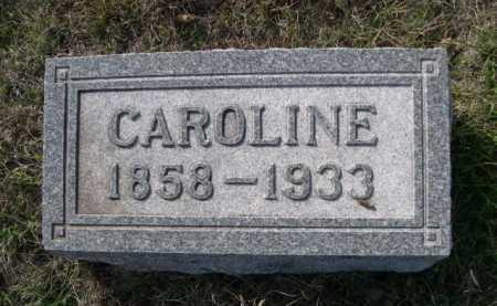 PERCY, CAROLINE - Dawes County, Nebraska | CAROLINE PERCY - Nebraska Gravestone Photos