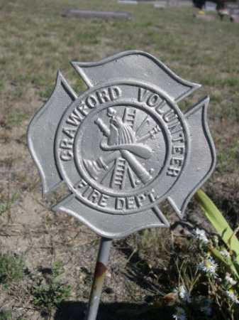 PIPER, FRED D. - Dawes County, Nebraska | FRED D. PIPER - Nebraska Gravestone Photos