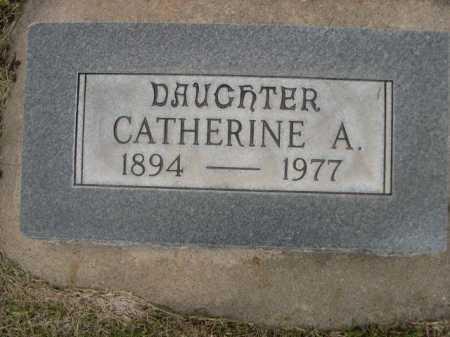 POWER, CATHERINE A. - Dawes County, Nebraska | CATHERINE A. POWER - Nebraska Gravestone Photos