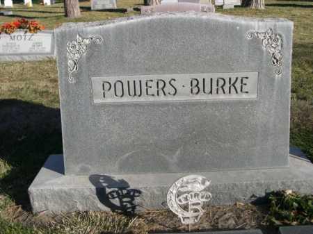 BURKE, FAMILY - Dawes County, Nebraska | FAMILY BURKE - Nebraska Gravestone Photos