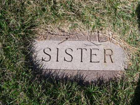 PREBLE, SISTER - Dawes County, Nebraska   SISTER PREBLE - Nebraska Gravestone Photos