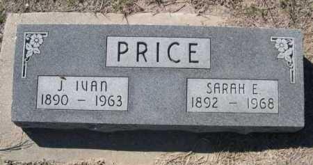PRICE, SARAH E. - Dawes County, Nebraska   SARAH E. PRICE - Nebraska Gravestone Photos