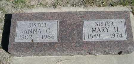 PRIESHOFF, ANNA C. - Dawes County, Nebraska | ANNA C. PRIESHOFF - Nebraska Gravestone Photos