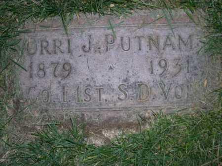 PUTNAM, ORRI J. - Dawes County, Nebraska | ORRI J. PUTNAM - Nebraska Gravestone Photos