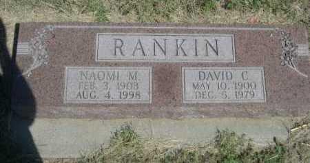 RANKIN, NAOMI M. - Dawes County, Nebraska | NAOMI M. RANKIN - Nebraska Gravestone Photos