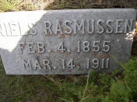 RASMUSSEN, NIELS - Dawes County, Nebraska | NIELS RASMUSSEN - Nebraska Gravestone Photos