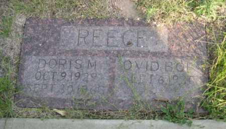 REECE, OVID BOB - Dawes County, Nebraska   OVID BOB REECE - Nebraska Gravestone Photos
