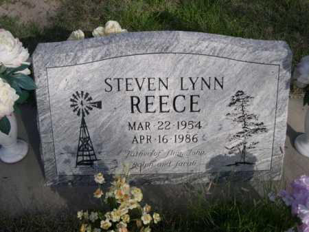 REECE, STEVEN LYNN - Dawes County, Nebraska | STEVEN LYNN REECE - Nebraska Gravestone Photos