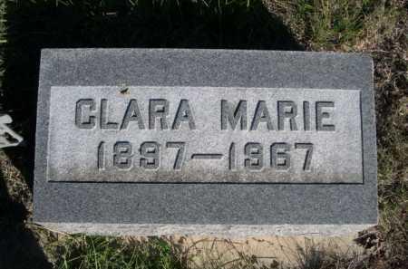 REED, CLARA MARIE - Dawes County, Nebraska | CLARA MARIE REED - Nebraska Gravestone Photos