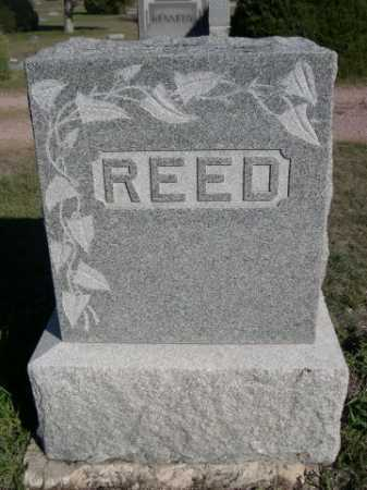 REED, FAMILY - Dawes County, Nebraska   FAMILY REED - Nebraska Gravestone Photos
