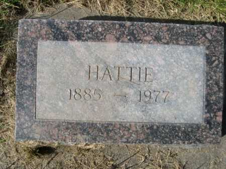 REISDORFER, HATTIE - Dawes County, Nebraska   HATTIE REISDORFER - Nebraska Gravestone Photos