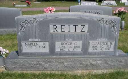 REITZ, MARLENE D. - Dawes County, Nebraska | MARLENE D. REITZ - Nebraska Gravestone Photos