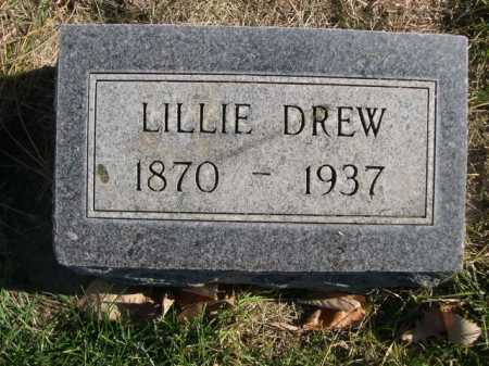 RENSHAW, LITTLE DREW - Dawes County, Nebraska | LITTLE DREW RENSHAW - Nebraska Gravestone Photos