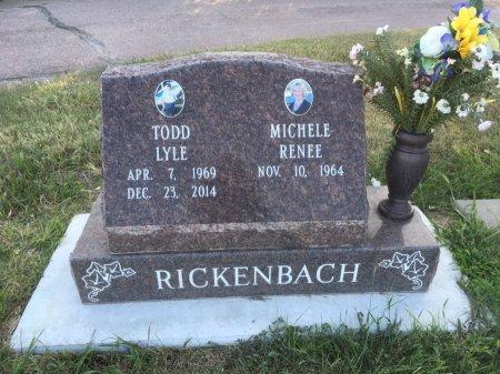 RICKENBACH, TODD LYLE - Dawes County, Nebraska   TODD LYLE RICKENBACH - Nebraska Gravestone Photos