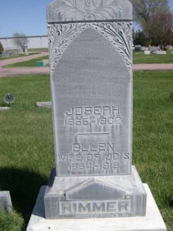 RIMMER, ELLEN - Dawes County, Nebraska   ELLEN RIMMER - Nebraska Gravestone Photos