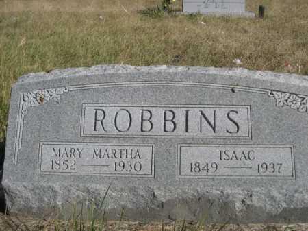 ROBBINS, ISAAC - Dawes County, Nebraska | ISAAC ROBBINS - Nebraska Gravestone Photos
