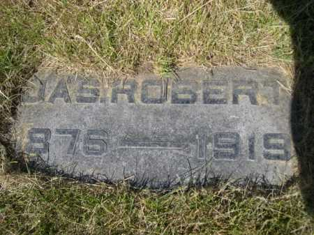 ROBERT, JAS. - Dawes County, Nebraska | JAS. ROBERT - Nebraska Gravestone Photos
