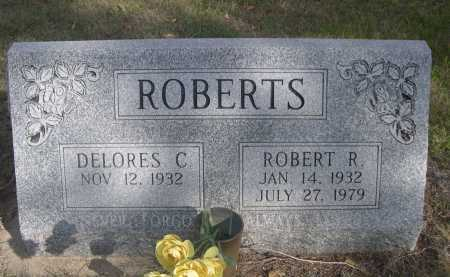 ROBERTS, ROBERT R. - Dawes County, Nebraska | ROBERT R. ROBERTS - Nebraska Gravestone Photos
