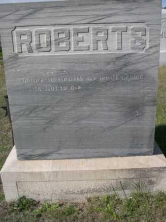ROBERTS, FAMILY - Dawes County, Nebraska   FAMILY ROBERTS - Nebraska Gravestone Photos