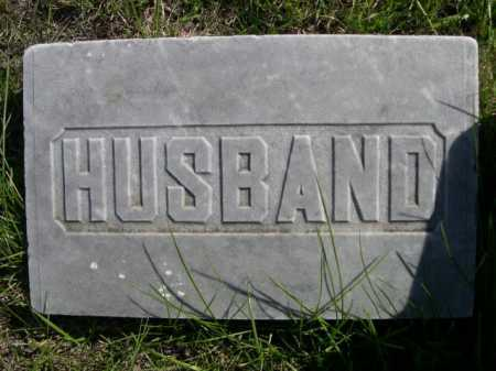 ROBERTS, HUSBAND - Dawes County, Nebraska | HUSBAND ROBERTS - Nebraska Gravestone Photos