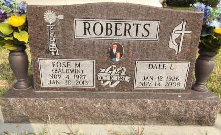 BALDWIN ROBERTS, ROSE MARIE - Dawes County, Nebraska | ROSE MARIE BALDWIN ROBERTS - Nebraska Gravestone Photos