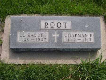 ROOT, CHAPMAN E. - Dawes County, Nebraska | CHAPMAN E. ROOT - Nebraska Gravestone Photos