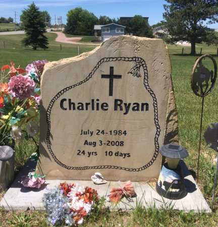 RYAN, CHARLIE - Dawes County, Nebraska | CHARLIE RYAN - Nebraska Gravestone Photos