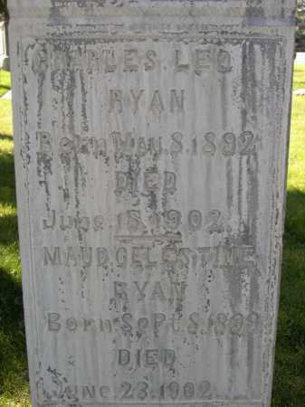 RYAN, MAUD CELESTINE - Dawes County, Nebraska | MAUD CELESTINE RYAN - Nebraska Gravestone Photos