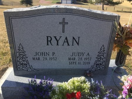 RYAN, JUDY A - Dawes County, Nebraska   JUDY A RYAN - Nebraska Gravestone Photos