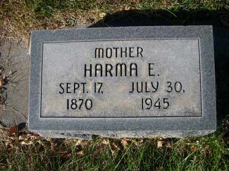 SCHRECKENGHAUST, HARMA E. - Dawes County, Nebraska   HARMA E. SCHRECKENGHAUST - Nebraska Gravestone Photos