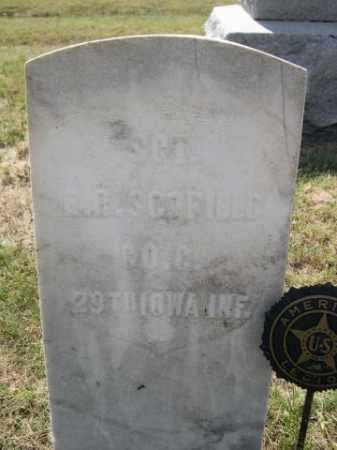 SCOFIELD, E. R. - Dawes County, Nebraska   E. R. SCOFIELD - Nebraska Gravestone Photos