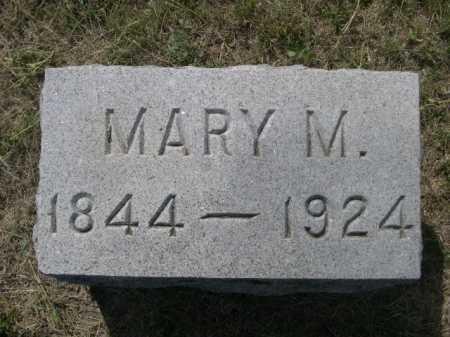 SCOFIELD, MARY M. - Dawes County, Nebraska   MARY M. SCOFIELD - Nebraska Gravestone Photos