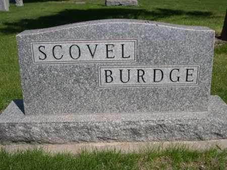 BURDGE, FAMILY - Dawes County, Nebraska   FAMILY BURDGE - Nebraska Gravestone Photos