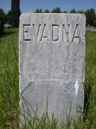 BOYD ERICKSON, EVADNA - Dawes County, Nebraska | EVADNA BOYD ERICKSON - Nebraska Gravestone Photos